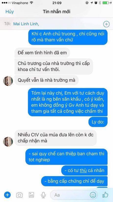 Vo Xuan Bac tiep tuc 'to' bi 'dung thu doan de chen ep' vi livestream buc xuc ve nha truong - Anh 7