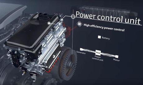 Toyota va cong nghe xanh Hybrid dan buoc tuong lai - Anh 10
