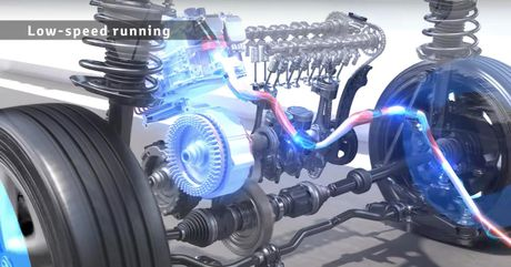 Toyota va cong nghe xanh Hybrid dan buoc tuong lai - Anh 11