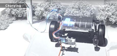 Toyota va cong nghe xanh Hybrid dan buoc tuong lai - Anh 13