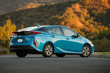 Toyota va cong nghe xanh Hybrid dan buoc tuong lai - Anh 3