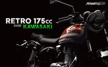Kawasaki Estrella 'hoi sinh' voi ban 175cc gia 59 trieu dong? - Anh 2