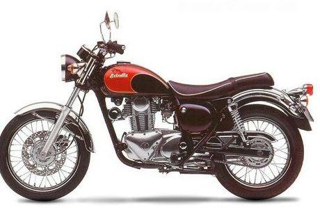 Kawasaki Estrella 'hoi sinh' voi ban 175cc gia 59 trieu dong? - Anh 8