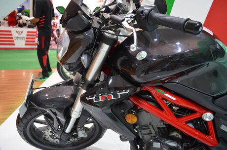 Benelli TNT 300 ABS