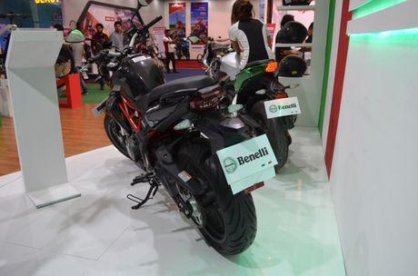Benelli TNT 300 ban trang bi phanh ABS, gia tu 116 trieu dong - Anh 3