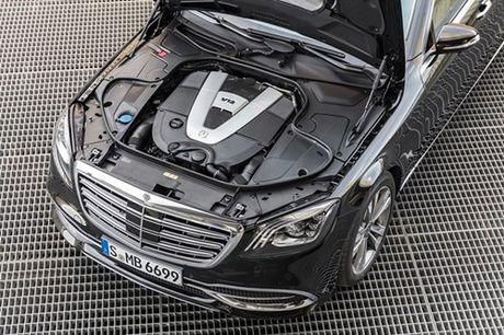Mercedes S-Class 2018 trang bi xin, gia mem - Anh 10