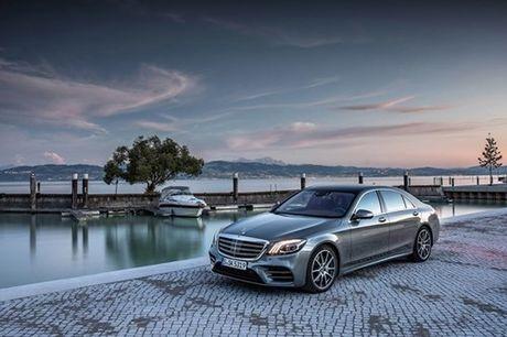 Mercedes S-Class 2018 trang bi xin, gia mem - Anh 3