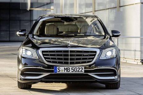 Mercedes S-Class 2018 trang bi xin, gia mem - Anh 4