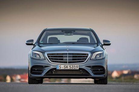 Mercedes S-Class 2018 trang bi xin, gia mem - Anh 5