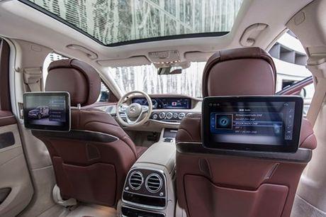 Mercedes S-Class 2018 trang bi xin, gia mem - Anh 8