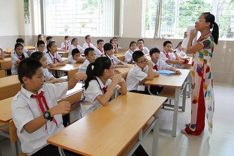 Bo GD-DT: Du kien cong bo chuong trinh mon hoc moi vao cuoi thang 10 - Anh 1