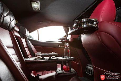 Lexus IS F Sport do 'chuan bai', mam Vossen CG 207 cuc chat - Anh 13