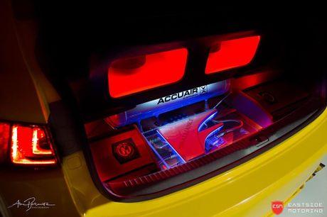 Lexus IS F Sport do 'chuan bai', mam Vossen CG 207 cuc chat - Anh 14