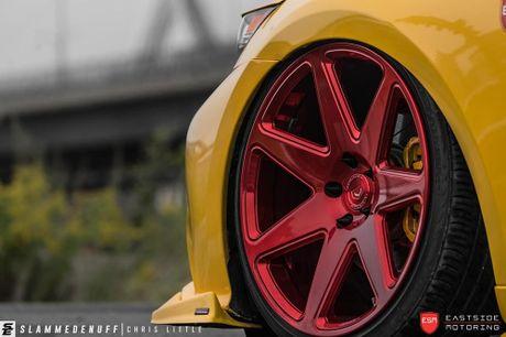 Lexus IS F Sport do 'chuan bai', mam Vossen CG 207 cuc chat - Anh 8