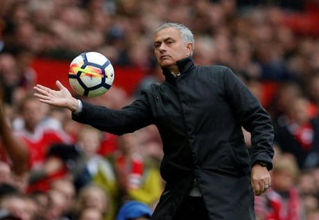 MU dua ra de nghi bat thuong cho Mourinho - Anh 2