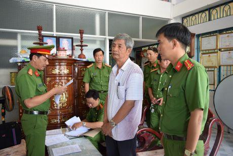 Bat nguyen Giam doc va Pho Giam doc So KH-CN Tra Vinh - Anh 1
