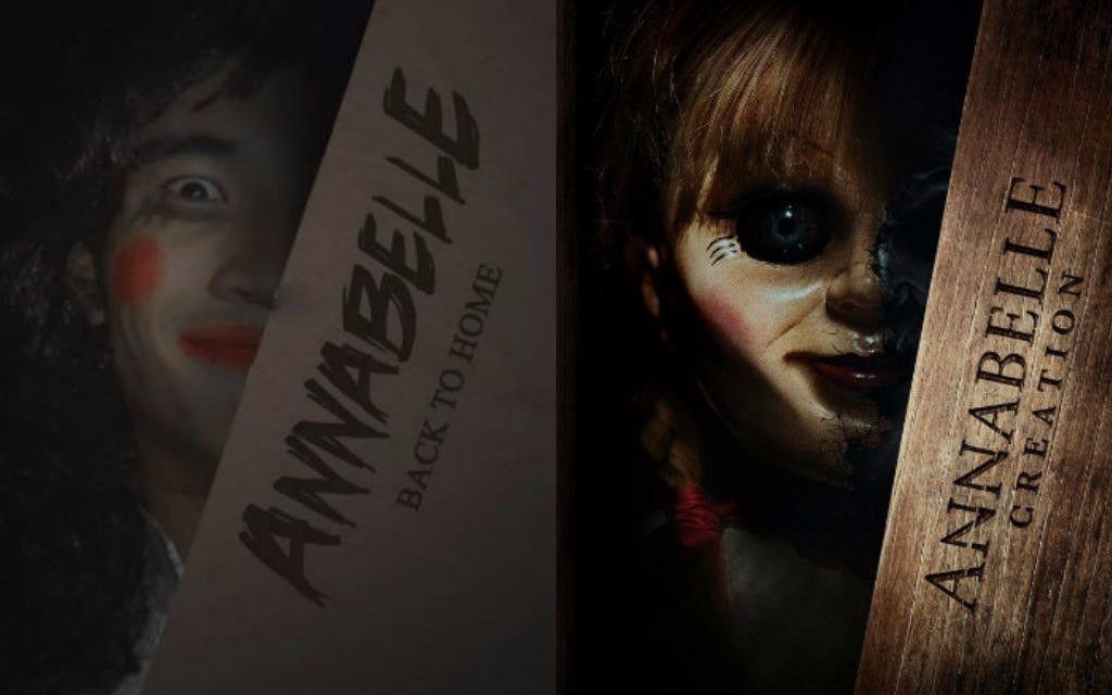Trào lưu của giới trẻ 'ăn theo' phim Annabelle