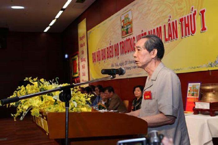 Ông Trương Quang Được - cựu Bí thư Thành ủy Đà Nẵng.