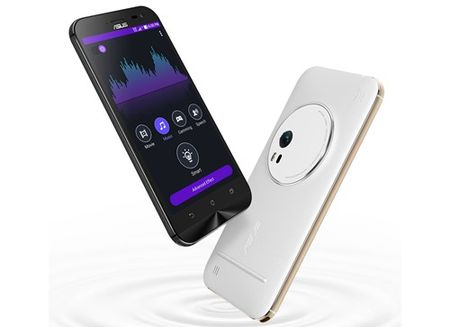 Smartphone chup anh Asus ZenFone Zoom gia tu 9 trieu dong - Anh 1