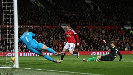 Man United 3-0 Stoke City: Quy do tro lai - Anh 5