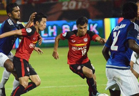 Play off AFC Champions League: Khong co bat ngo - Anh 2