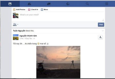 Bi quyet tai video tren Facebook ve may tinh - Anh 3