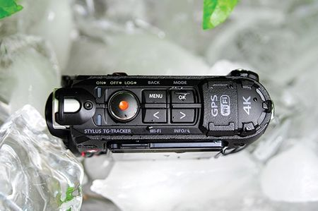 Olympus Stylus Tough TG-Tracker - Anh 3