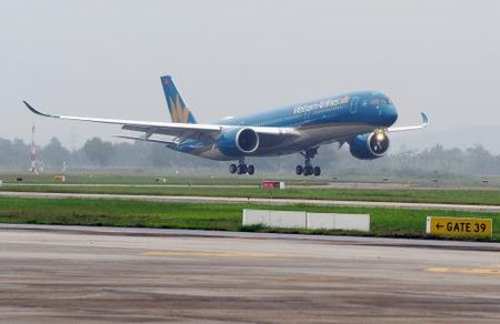 Vietnam Airlines co sieu may bay Airbus A350 thu nam - Anh 1