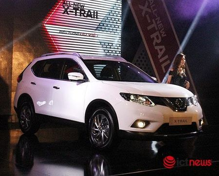 Nissan X-trail giam gia them 70 trieu dong - Anh 1