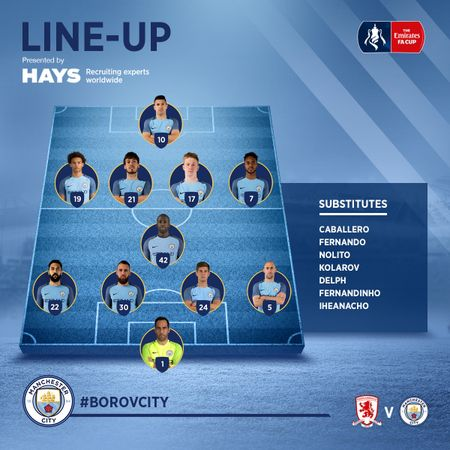 Middlesbrough vs Man City: Lay cam hung cho Champions League - Anh 3
