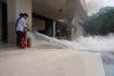 Tuyên truyền phòng tránh thương tích tại trường THCS Nghĩa Tân