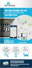 TP. Hồ Chí Minh thí điểm dịch vụ thanh toán phí đỗ xe qua điện thoại