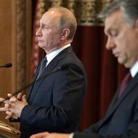 Hungary – Nga 'k vai sát cánh' i u EU