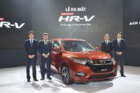 Honda HR-V giá cao vn t tin t mc tiêu bán 1.000 xe trong 6 tháng
