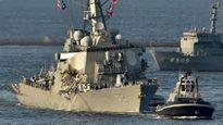 Mỹ quyết im lặng khi USS Fitzgerald tự đâm vào tàu hàng