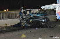 Ranger Rover gây tai nạn kinh hoàng trên cầu Sài Gòn: Khởi tố tài xế