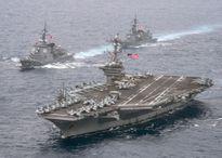 Báo Nhật: Tàu sân bay Mỹ thăm Việt Nam thể hiện bước tiến mới