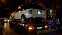 Bé trai 2 tuổi bị xe Range Rover tông tử vong: Đã tìm ra danh tính tài xế