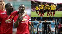 BXH Premier League 2017/2018 sau vòng 2: MU cười, Arsenal 'mếu'