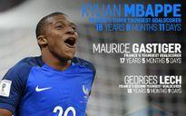Ghi bàn vào lưới Hà Lan, Mbappe đi vào lịch sử bóng đá Pháp
