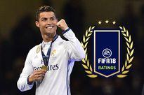 Ronaldo tiếp tục xếp trên Messi về chỉ số trong game FIFA