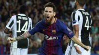 Messi hóa thành 'siêu nhân', Barca đại thắng Juventus