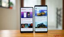 Xiaomi Mi MIX 2 so dáng Galaxy Note 8: đi tìm ngôi hậu