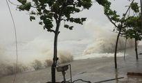 Nghệ An: Mưa lớn, gió giật mạnh trước giờ bão đổ bộ