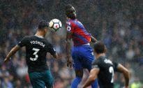 Lại thua, Crystal Palace lập kỷ lục khó tin tại Premier League