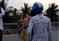 Thông tin mới nhất vụ CSGT rút súng tự vệ bị vây ở Bến Tre