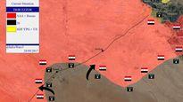 Quân đội Syria bất ngờ thất bại tại Deir Ezzor, IS tuyên bố bắt sống 2 lính Nga