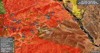 Chùm video chiến sự Syria: quân đội Syria ổ ạt tấn công Deir Ezzor, IS quyết chiếm thị trấn Sukhnah tỉnh Homs
