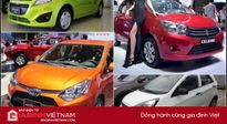 Top xe hơi rẻ nhất thị trường Việt Nam hiện nay