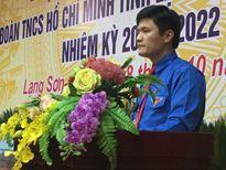 Anh Nguyễn Tuấn Nam tái đắc cử Bí thư Tỉnh đoàn Lạng Sơn